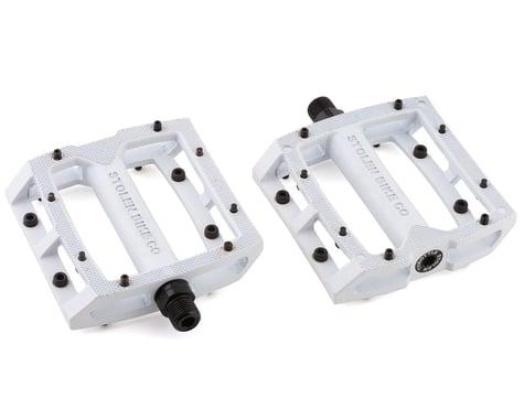 "Stolen Throttle Sealed Pedals (White) (9/16"")"