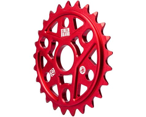 Stolen Sumo III Sprocket (Red) (25T)