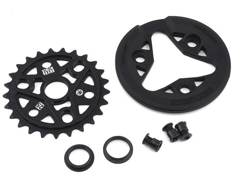 Stolen Sumo Guard Sprocket (Black) (25T)