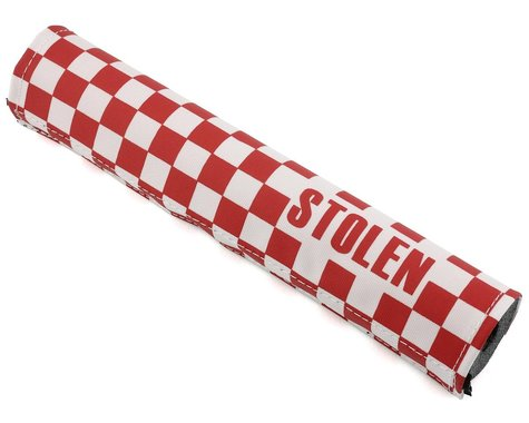 Stolen Fast Times Crossbar Pad (Red/White Checker)