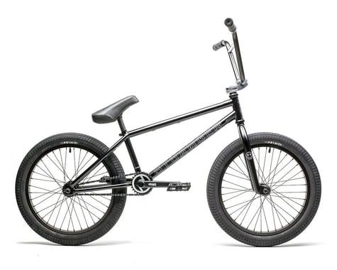 """Stranger 2020 Level BMX Bike (20.75"""" Toptube) (Matte Black)"""