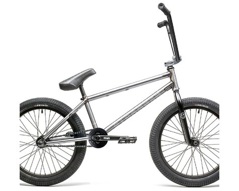 "Stranger 2021 Level FC BMX Bike (20.75"" Toptube) (Matte Raw)"