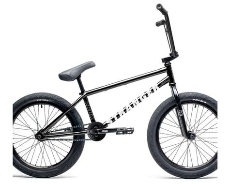"""Stranger 2021 Crux BMX Bike (21"""" Toptube) (Matte Black)"""