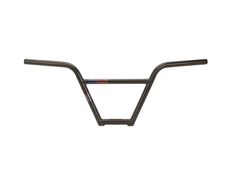 "Stranger Piston Bars (Connor Keating) (Matte ED Black) (9.25"" Rise)"