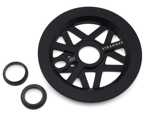 Stranger Strangergram Guard Sprocket (Eric Lichtenberger) (Black) (25T)