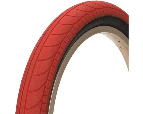 Stranger Ballast Tire (Red/Black) (20 x 2.45)
