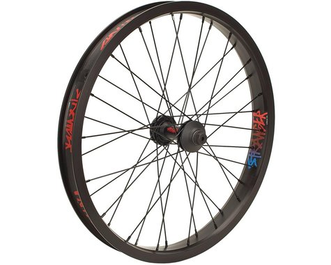 Stranger Crux XL Front Wheel (Black) (20 x 1.75)