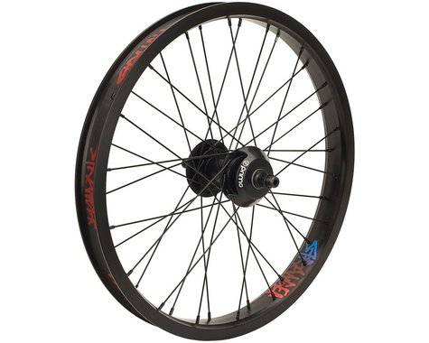 Stranger Crux XL Cassette Wheel (Black) (20 x 1.75)