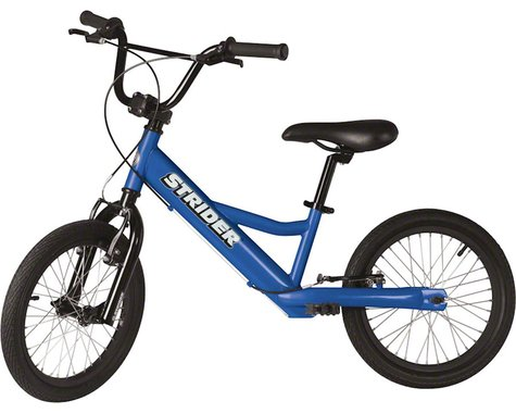 Strider Sports 16 Sport Balance Bike (Blue)