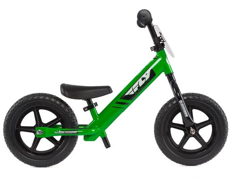 Strider Sports Fly Racing Balance Bike (Green)