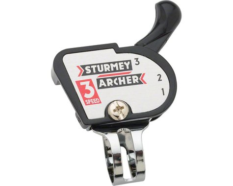 Sturmey Archer S3s Classic Rear Trigger Shifter (Black)