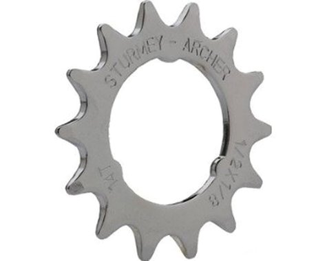 "Sturmey Archer 3-Speed Flat Cog (1/8"") (16T)"