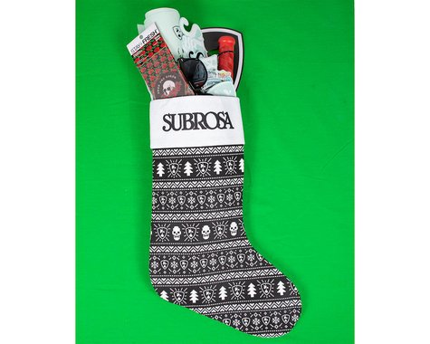 Subrosa 2020 Christmas Stocking