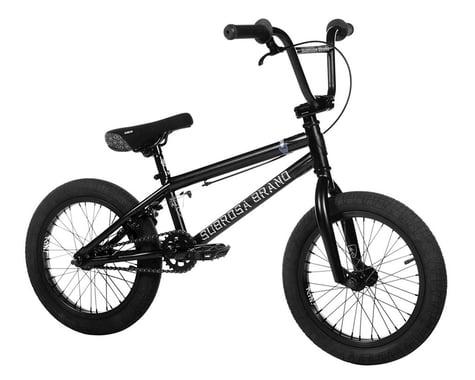 "Subrosa 2020 Altus 16"" BMX Bike (16.5"" Toptube) (Black)"