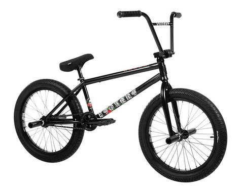 "Subrosa 2020 Letum BMX Bike (20.75"" Toptube) (Black)"