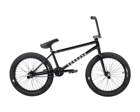 """Subrosa 2021 Letum BMX Bike (20.75"""" Toptube) (Black) (Freecoaster)"""