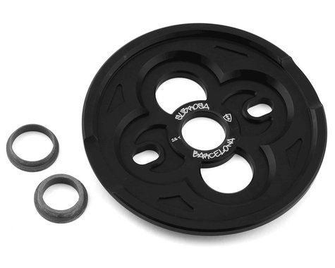 Subrosa Barcelona Guard Sprocket (Simone Barraco) (Matte Black) (28T)