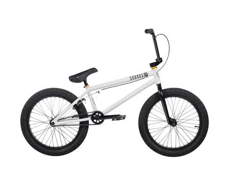 """Subrosa 2021 Tiro BMX Bike (20.5"""" Toptube) (White)"""