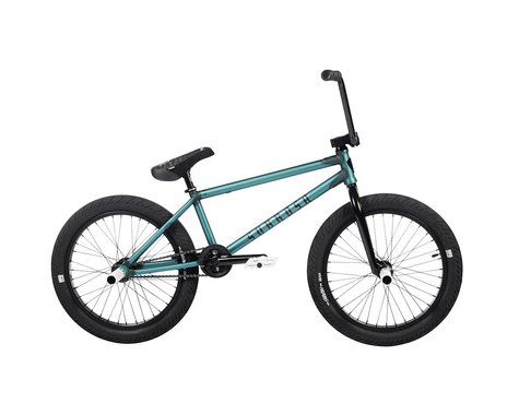 "Subrosa 2021 Letum BMX Bike (20.75"" Toptube) (Matte Translucent Teal)"