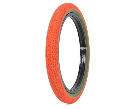 Subrosa Sawtooth Tire (Hunter Orange/Army Green) (20 x 2.35)