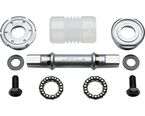 Sugino 75 Track 68x109mm English Bottom Bracket Set: with Cups Boxed
