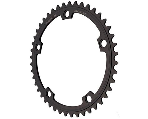 Sugino 75 Chainring (Black) (144mm BCD) (46T)
