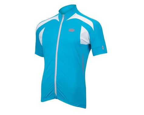 Sugoi RS Short Sleeve Jersey (Blue)