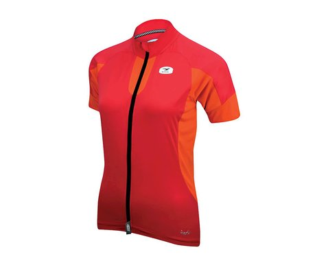 Sugoi Women's RP Ice Short Sleeve Jersey - Performance Exclusive (Red)