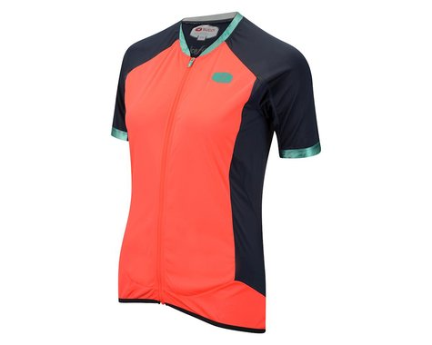Sugoi Women's RS Climbers Short Sleeve Jersey (Coral)