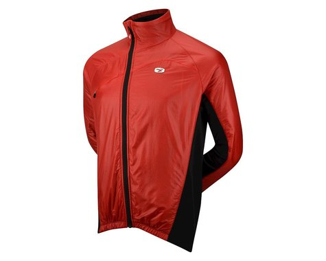 Sugoi RSE Alpha Bike Jacket (Red)