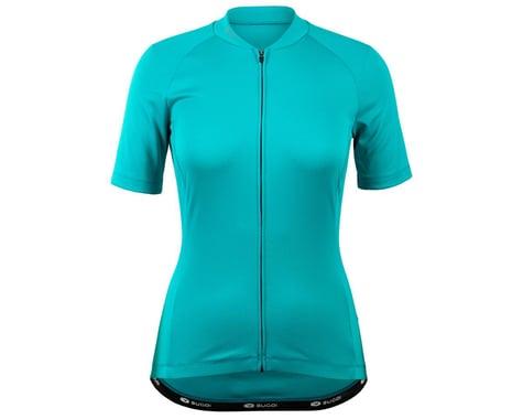 Sugoi Women's Essence Short Sleeve Jersey (Breeze) (L)
