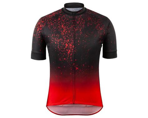 Sugoi Men's Evolution Zap Jersey (Red Dark) (XL)