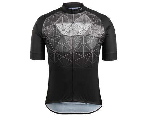 Sugoi Men's Evolution Zap Jersey (Black Urban) (XL)