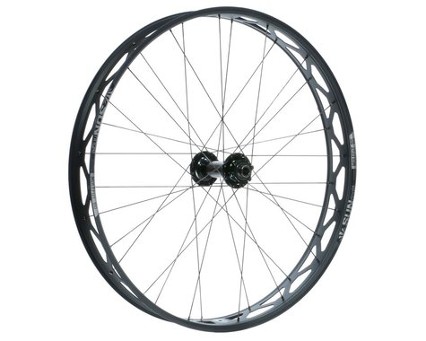 Sun Ringle Mulefut 80 SL FatBike disc wheel,15x150mm Frt blk