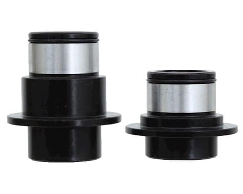 Sun Ringle SRD/Pro end cap kit, front - 15x100mm T-A - black
