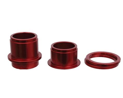 Sun Ringle SRD/Pro Front End Cap Kit (Red) (20 x 110mm)