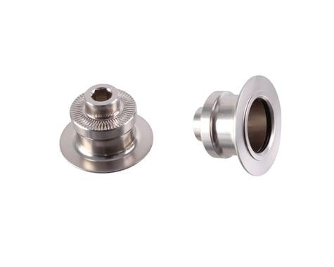 Sun Ringle SRD/Pro End Cap Kit (Silver) (Rear) (10 x 135mm) (Quick Release)