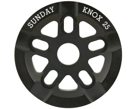 Sunday Knox Guard Sprocket (Black)