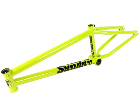 "Sunday Park Ranger Frame (Bright Yellow) (20.75"")"