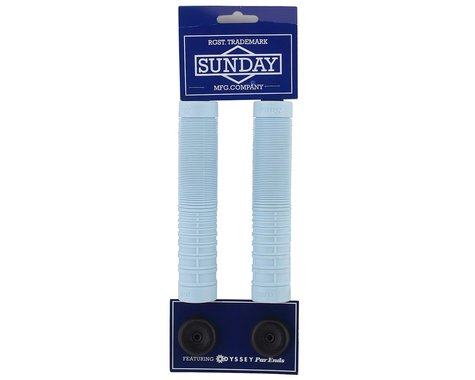 Sunday Jake Seeley Grips (Pair) (Sky Blue)