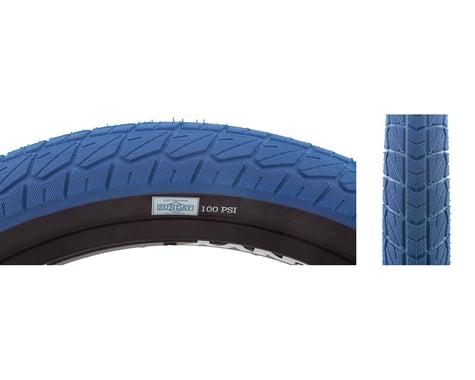 Sunday Current V1 Tire (Blue/Black)