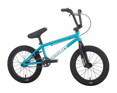 "Sunday 2021 Primer 16"" BMX Bike (16.5"" Toptube) (Matte Surf Blue)"
