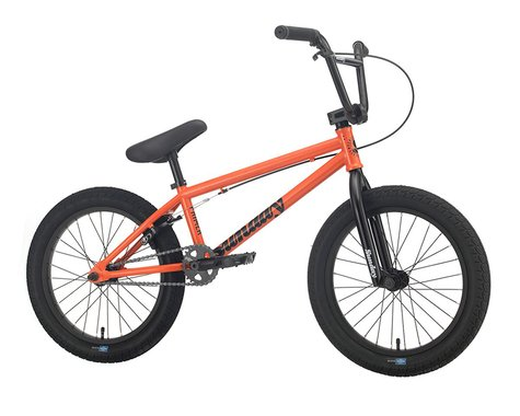 "Sunday 2021 Primer 18"" BMX Bike (18.5"" Toptube) (Bright Red)"