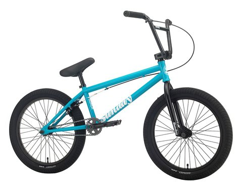 "Sunday 2021 Primer BMX Bike (20"" Toptube) (Matte Surf Blue)"