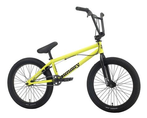 """Sunday 2021 Primer Park BMX Bike (20.5"""" Toptube) (Bright Yellow)"""