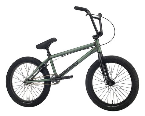 "Sunday 2021 Scout BMX Bike (20.75"" Toptube) (Frost Green)"