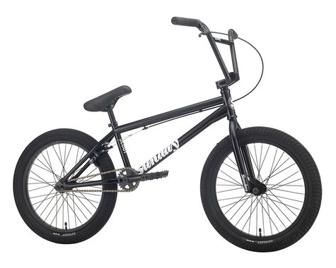 "Sunday 2021 Scout BMX Bike (21"" Toptube) (Black)"