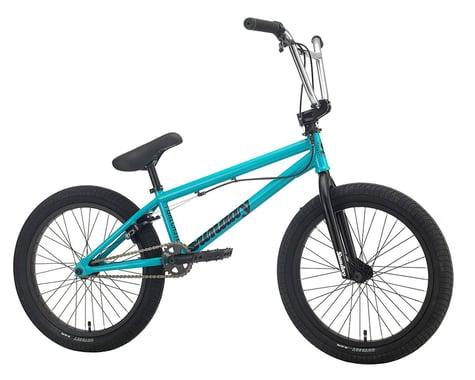 """Sunday 2021 Forecaster Park BMX Bike (20.5"""" Toptube) (Turquoise)"""