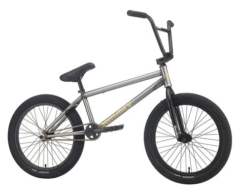 "Sunday 2021 EX BMX Bike (Julian Arteaga) (21"" Toptube) (Matte Raw)"