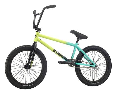 "Sunday 2021 Street Sweeper BMX Bike (20.75"" Toptube) (Matte Green Fade)"
